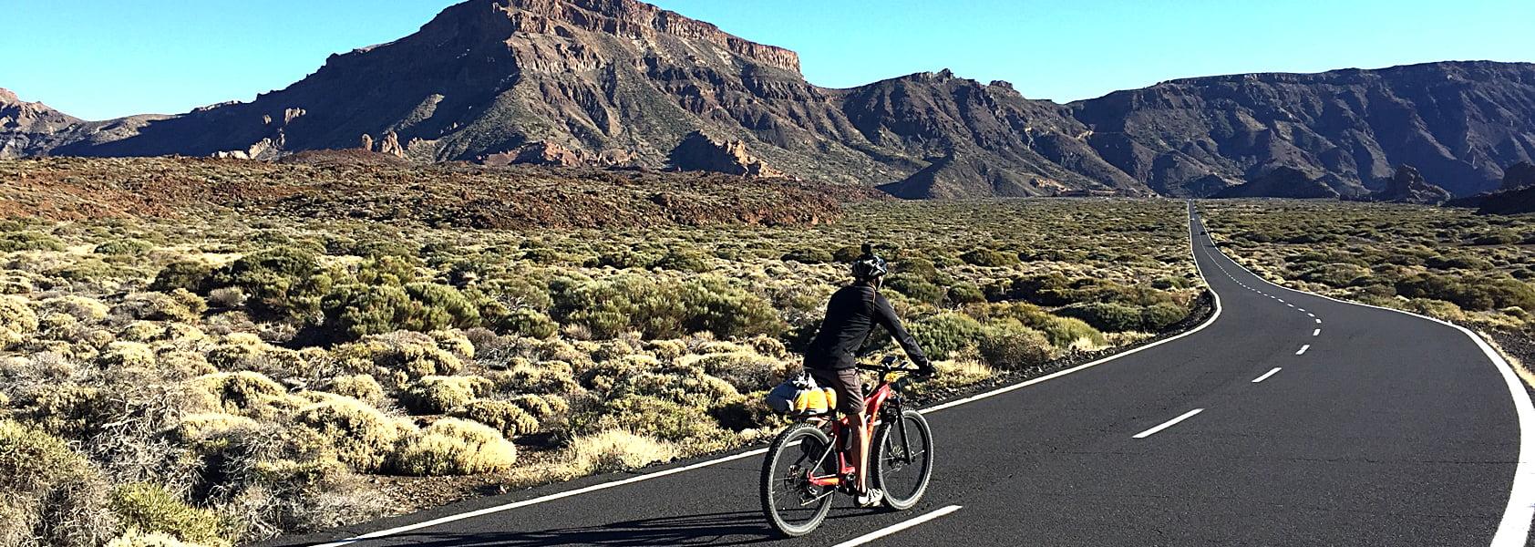 Tenerife | E-bike fietsvakantie