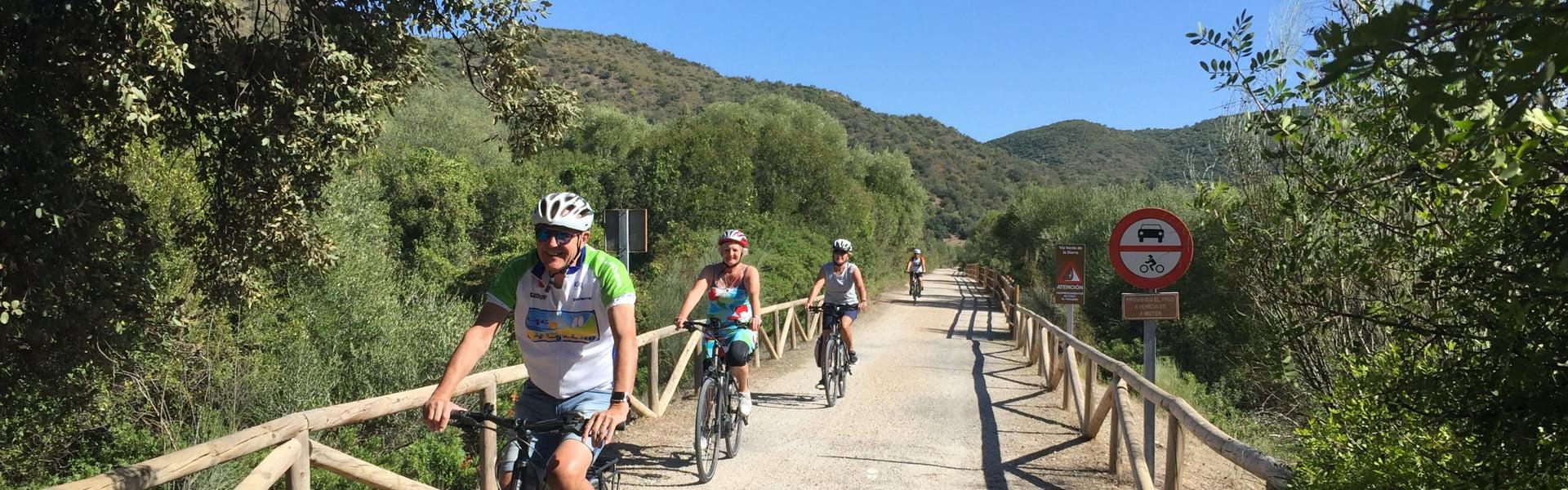 Spanje | Fietsvakantie Andalusië hoteltrektocht