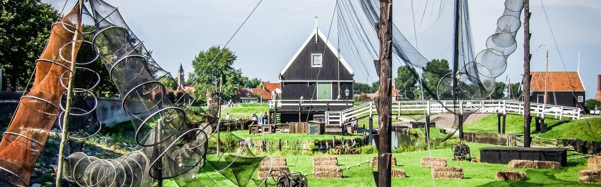Nederland | Fietsvakantie West-Friesland