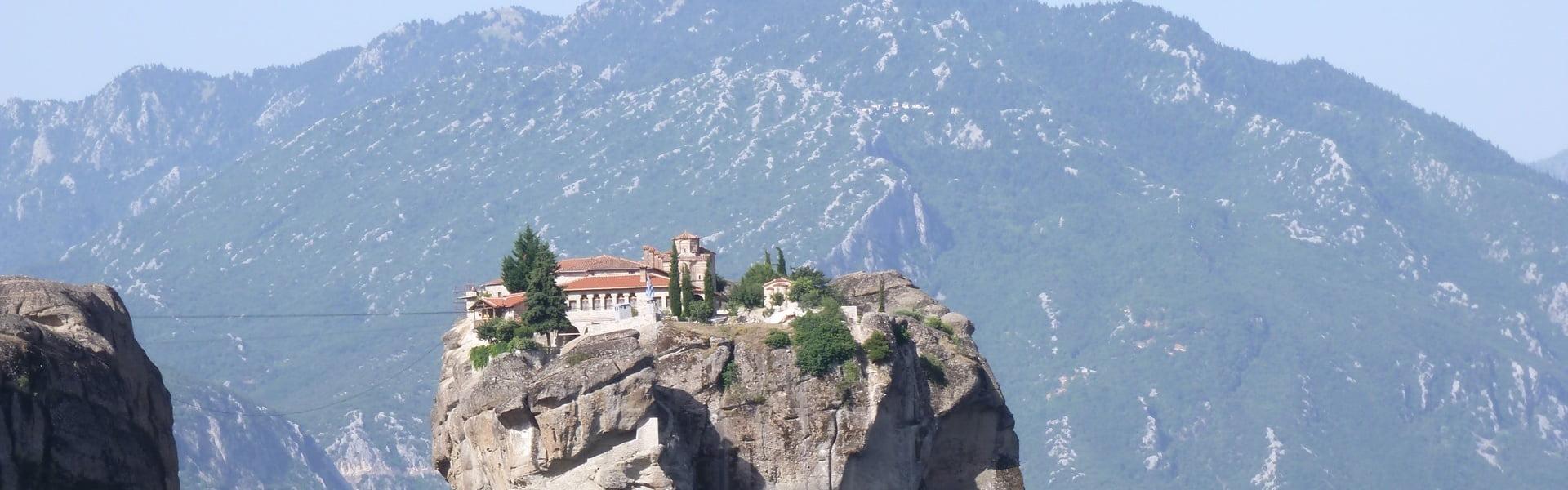 Griekenland | Fietsreis Noord-Macedonië en Noord-Griekenland