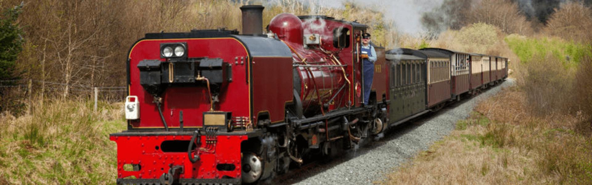 Engeland | Ontdek de stoomtreinen van Wales