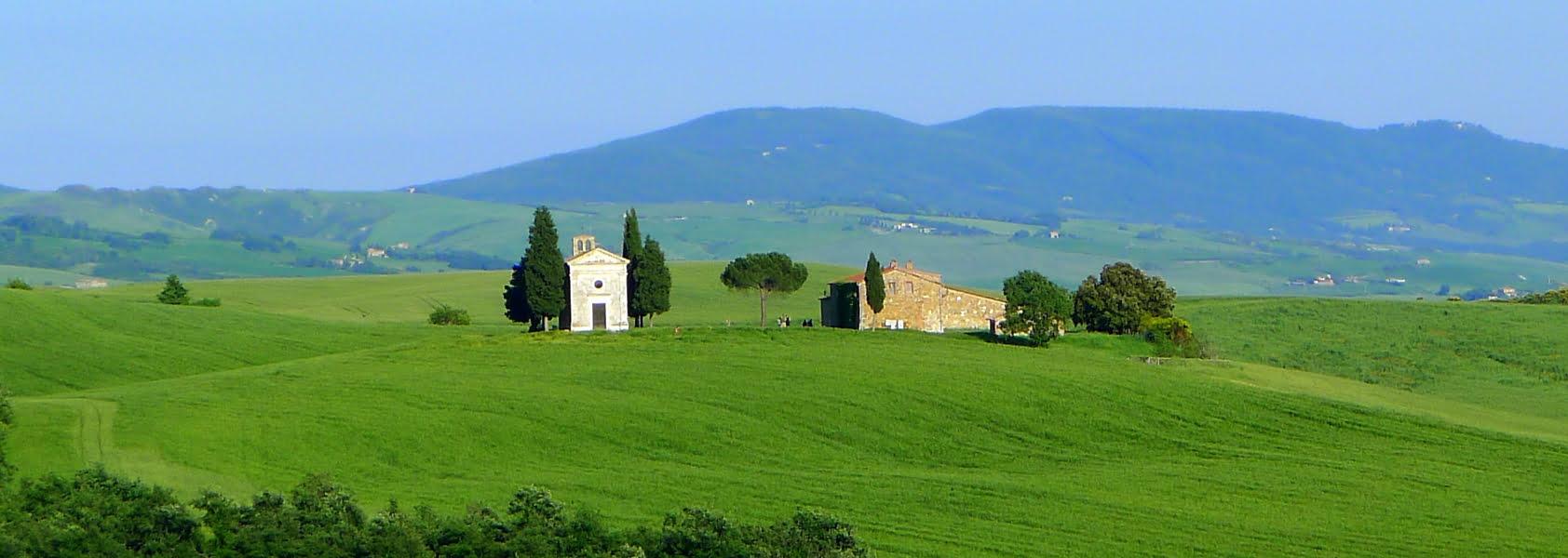 Italië | Wandelvakantie Toscane