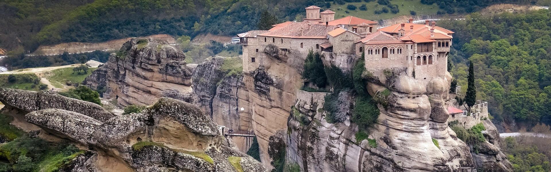 Griekenland | Wandelen in Vikos en Meteora