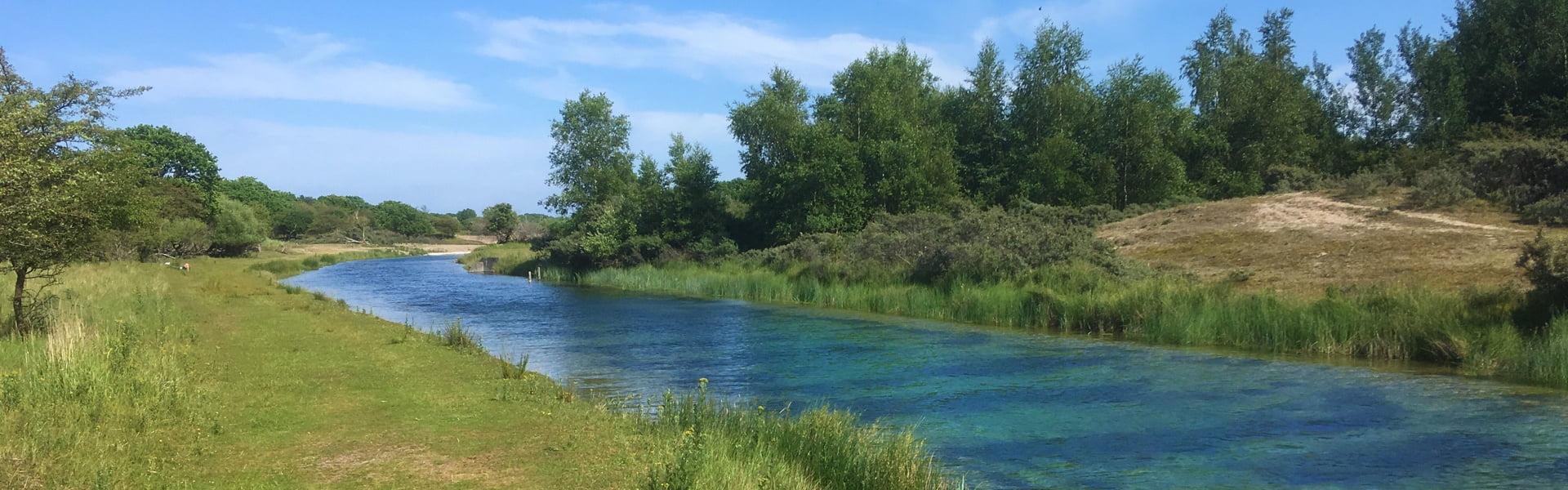 Nederland   Wandelen Amsterdamse Waterleidingduinen