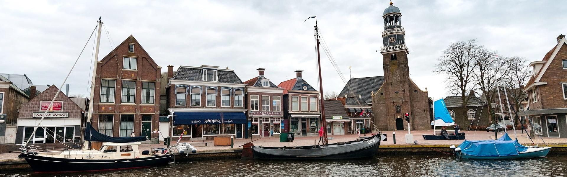 Nederland   Fietsvakantie rond het IJsselmeer