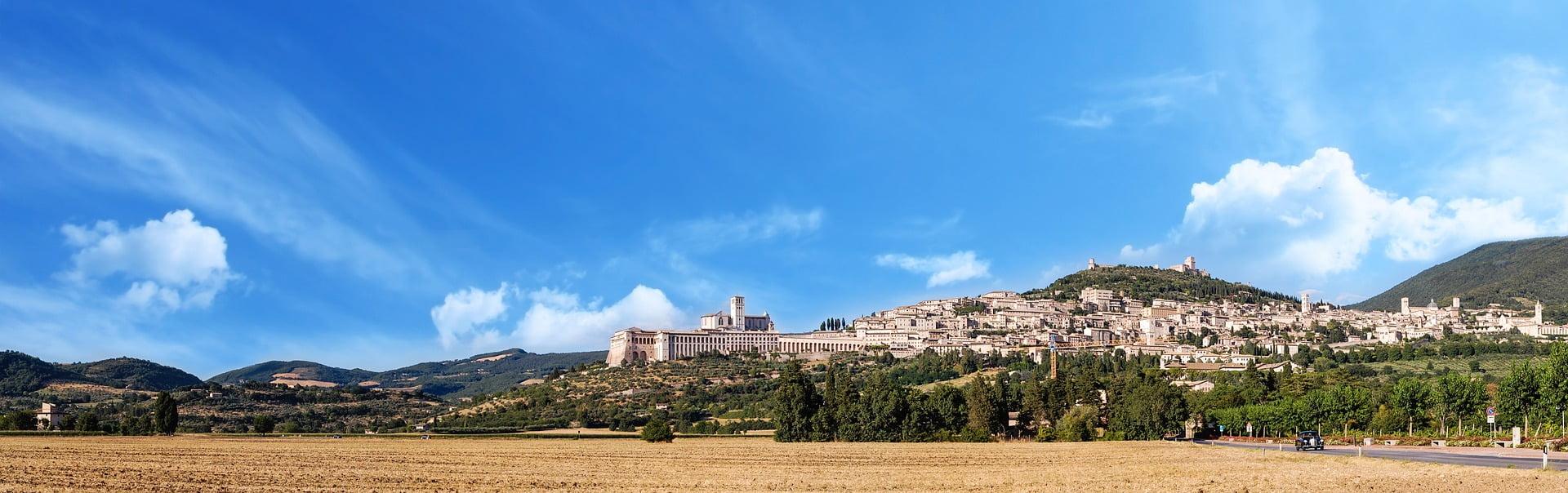 Italië | Wandelvakantie Sint Franciscus Route