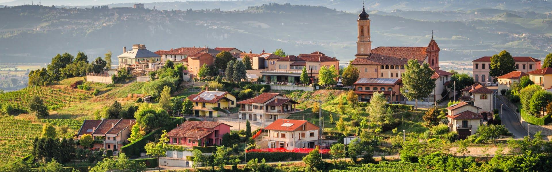 Italië   E-bike vakantie Piemonte