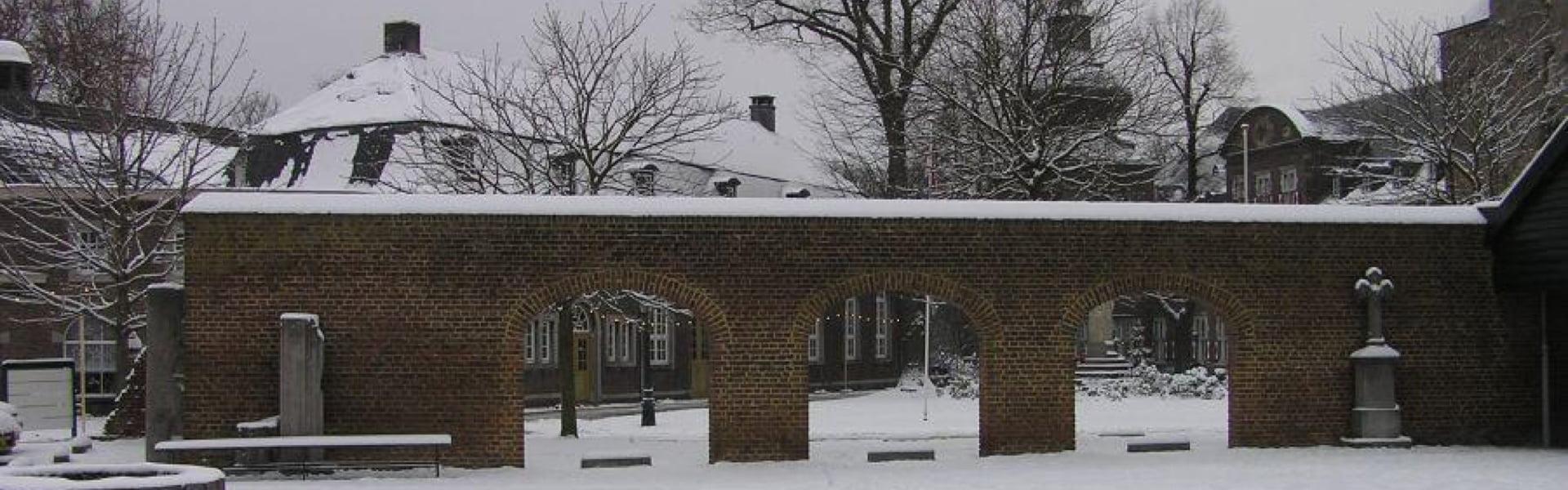 Nederland   Winterwandelen in het Aachener Land