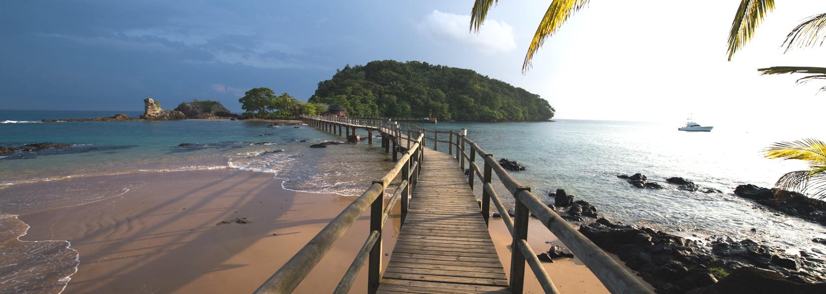 Sao Tomé & Principe | Vakantie op de vergeten Eilanden