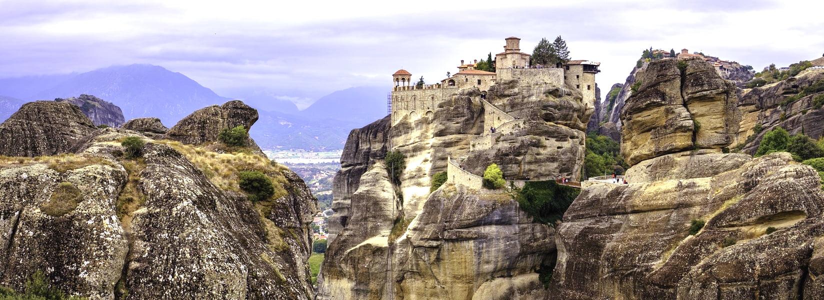 Single Reis Griekenland | Wandelen in Vikos en Meteora