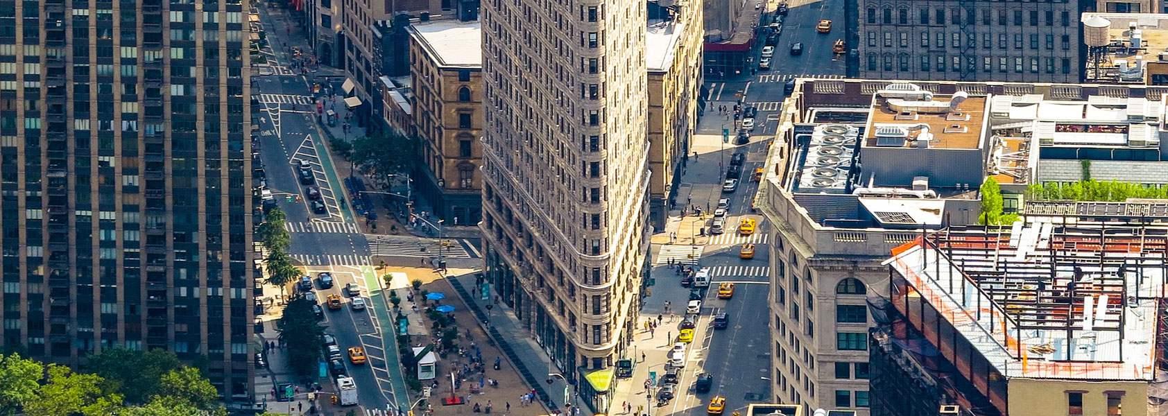 NEW YORK | 5 Boro Bike Tour – 12 dgn