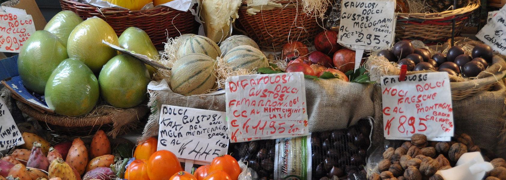 Italië | Ontdekkingstocht door de Italiaanse keuken