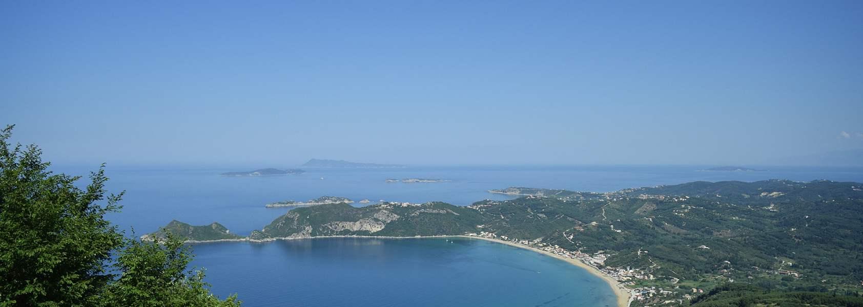 Griekenland | Wandelen op Corfu