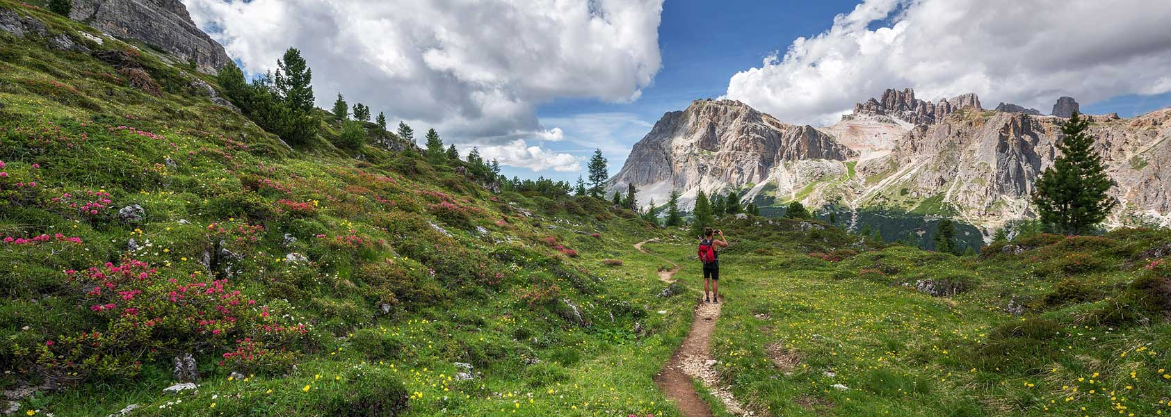 Italië | Wandelen in de Franse & Italiaanse Alpen