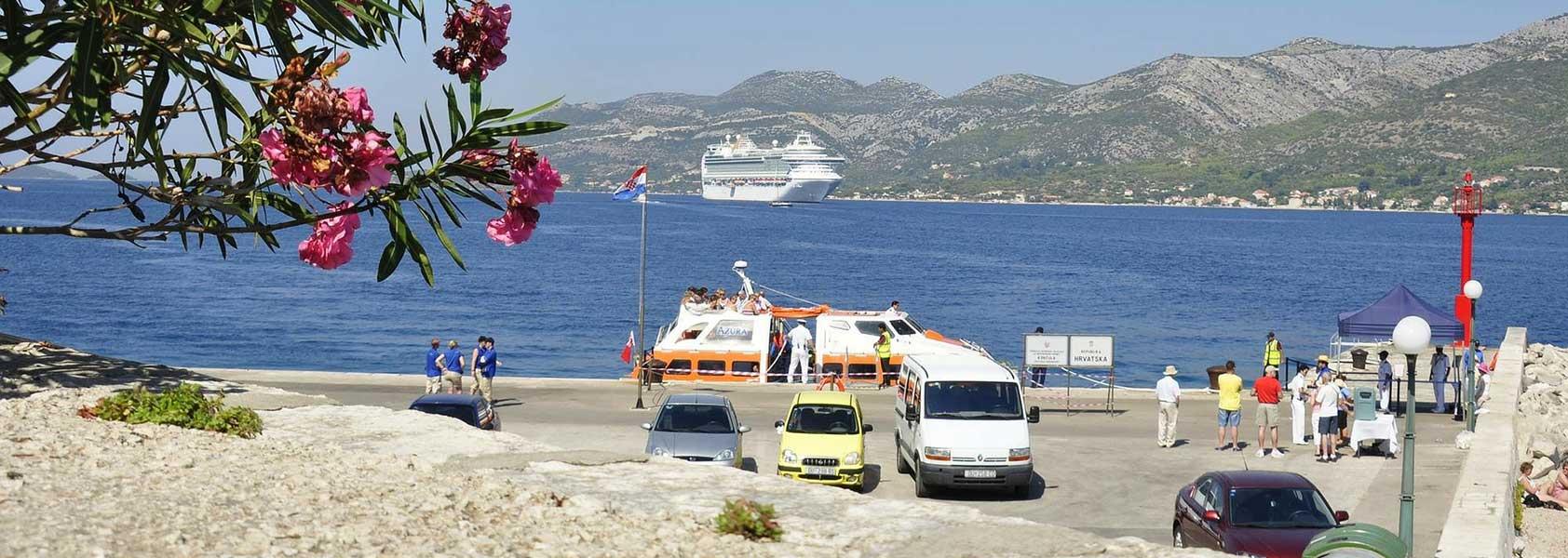 Kroatië | Wandelvakantie Dalmatische kust & Korcula