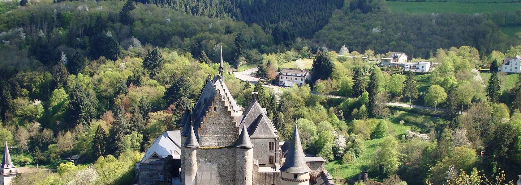 Luxemburg | Wandelvakantie kleine Luxemburger Schweiz