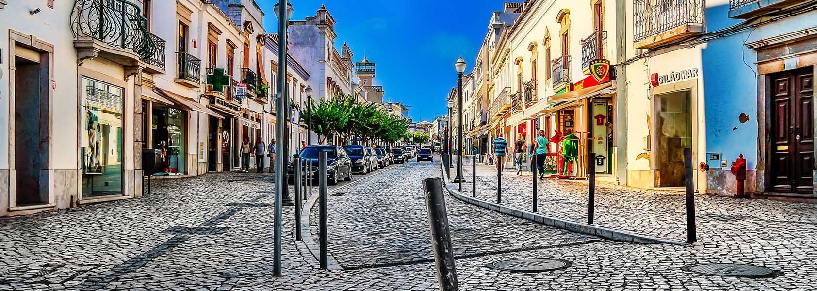 Portugal   Wandelvakantie met huurauto in de Algarve
