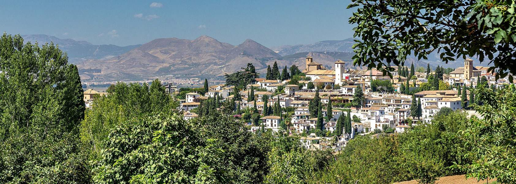 Single Reis Spanje | Wandelen langs de bergen van Andalusië